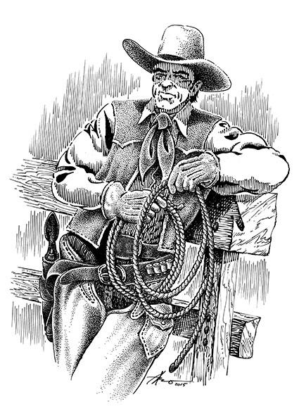 Cowboy Far West 2015