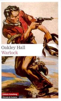 Portada de Warlock de Oakley Hall